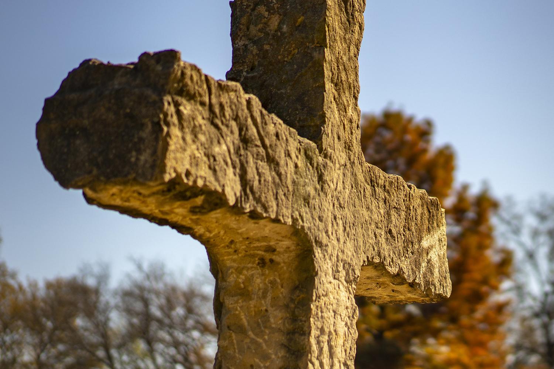 Des Johannis Kreuz