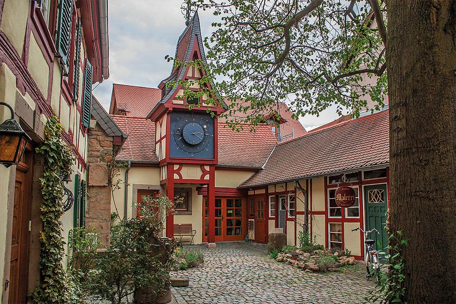 Uhrenmuseum Rockenhausen