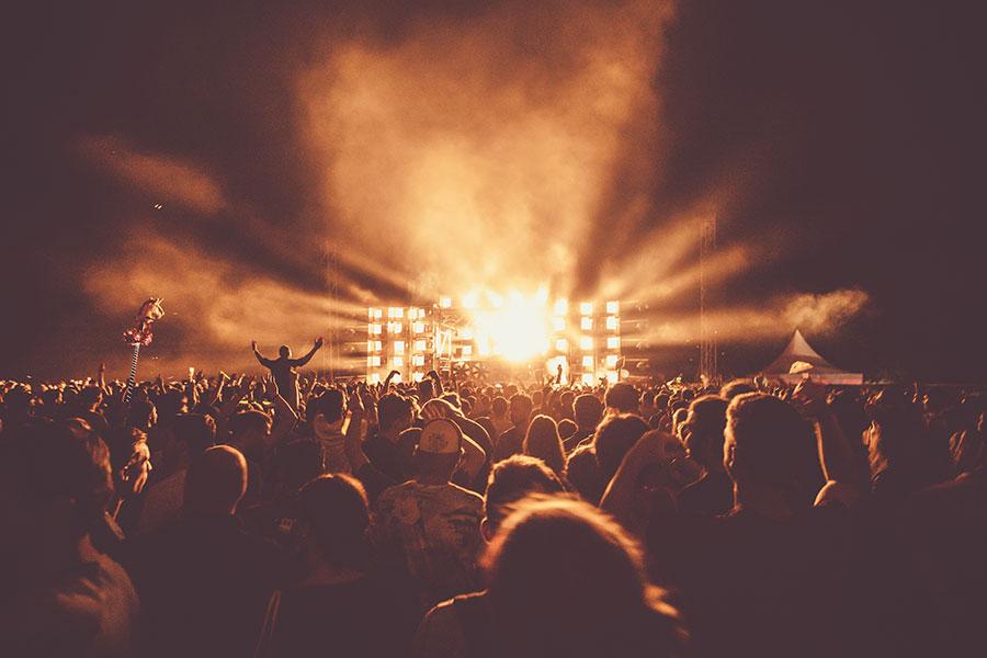Open-Air-Festivals