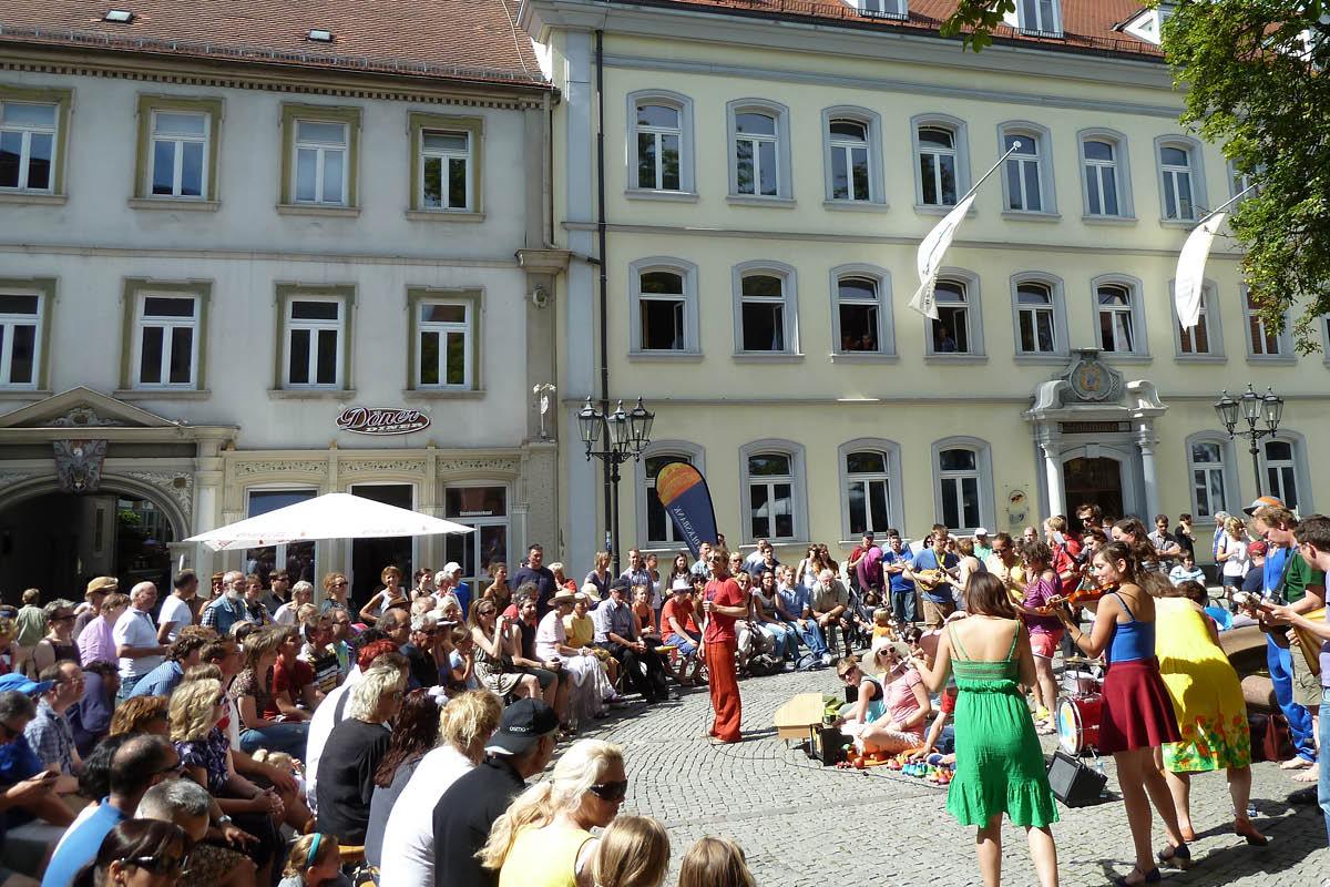 Straßentheaterfestivals
