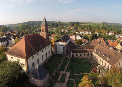 Hornbach Monastery