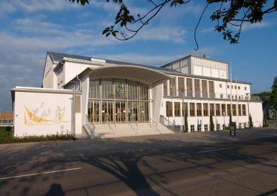 Festhalle Zweibrücken