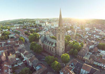 St. Maria Kirche Kaiserslautern