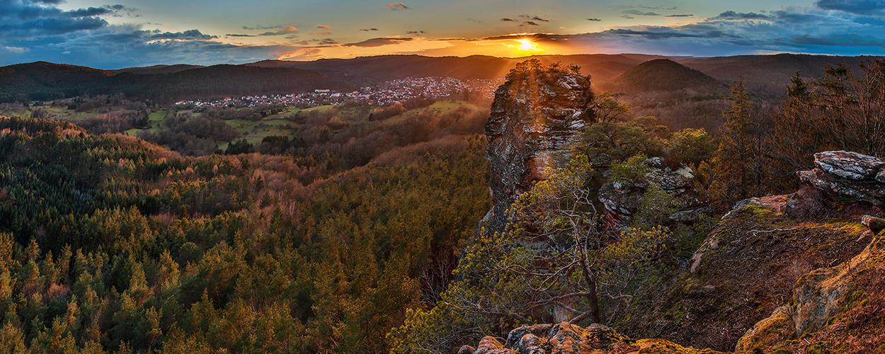 Spirkelbacher Rauhfels