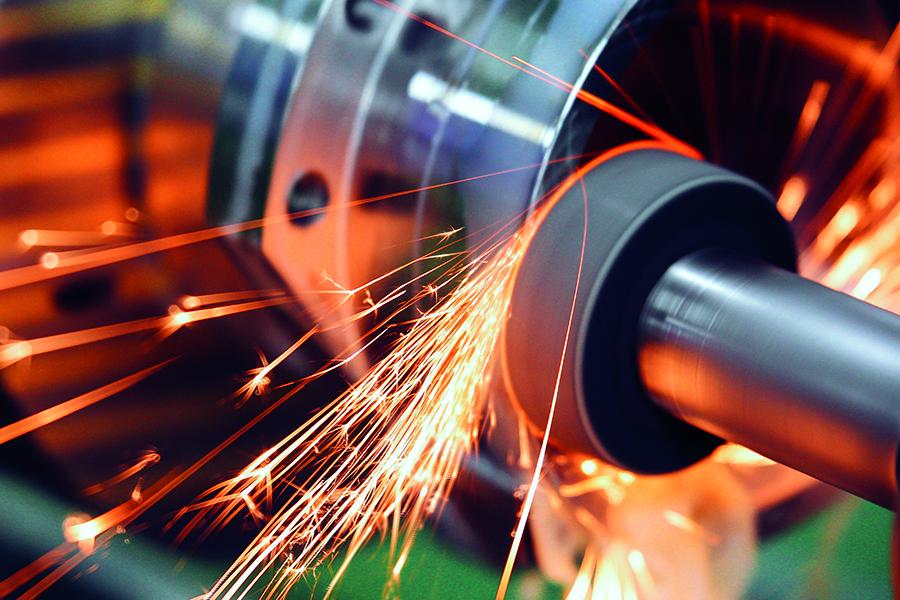 Metall, Maschinenbau & Elektroindustrie
