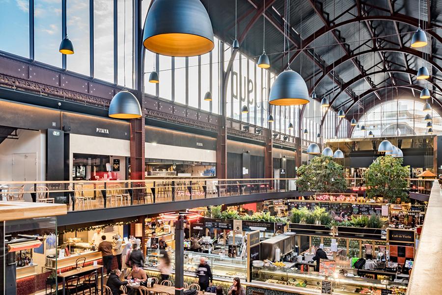 Regioläden & Markthallen