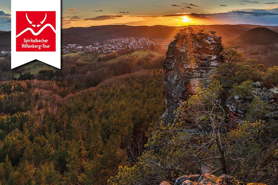 Spirkelbacher Höllenberg Tour