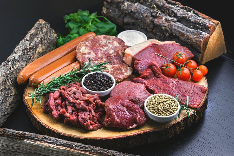 Wurst- & Fleischwaren, Fisch